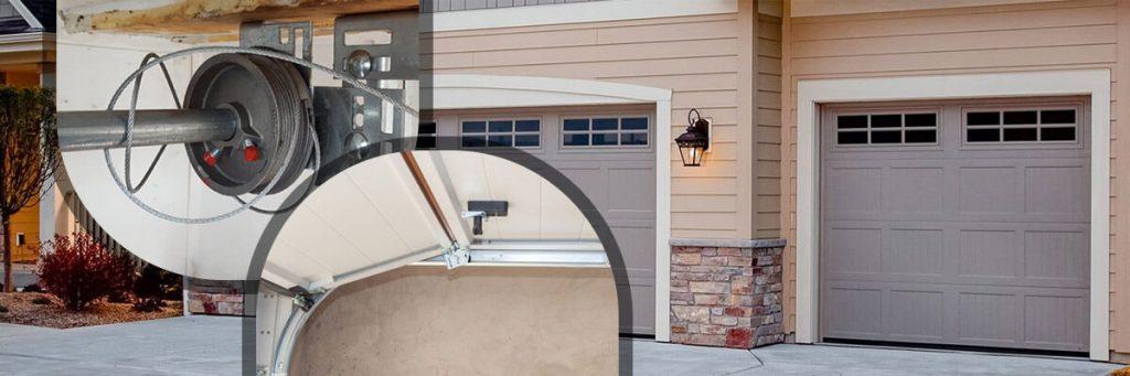 Garage Door Cables Repair Loveland